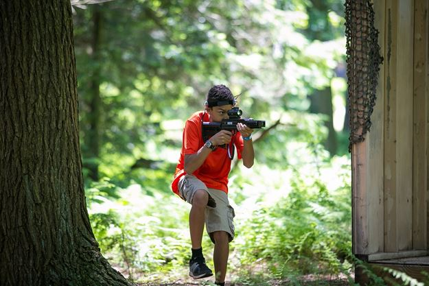 Picture of Outdoor Laser Tag - Peak