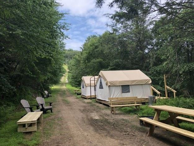 Picture of Log Road #9 Camp B (Peak Friday-Saturday)