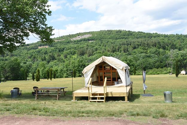 Picture of Prairie Panorama Glamping Site (Off Peak Sunday-Thursday)