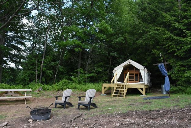 Picture of Prairie View Glamping Site (Peak Friday - Saturday)
