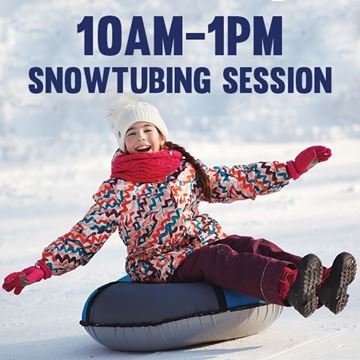 Picture of 10am-1pm Snowtubing Session