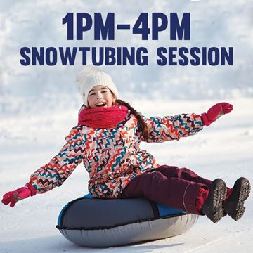 Picture of 1pm-4pm Snowtubing Session