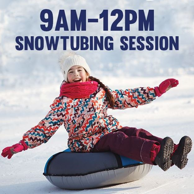 Picture of 9am-12pm Snowtubing Session