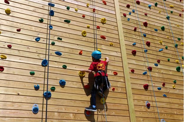 Picture of Rock Wall Climbing- 2 Hour Session