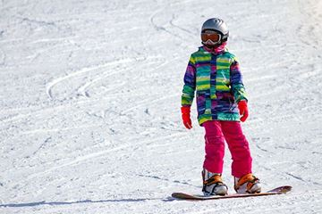 Picture of Snowboard Lesson Add On